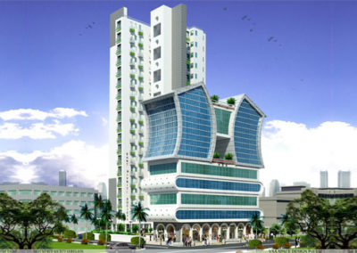 PROJECT : SANT NIVRITI CHS. , BUILDUP AREA :83,700 sqft , LOCATION : Mumbai