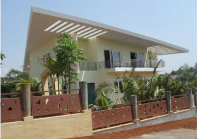 PROJECT : BANGLOW HOUSING RESORT , BUILDUP AREA : 25 Acres ,  LOCATION : Chhindwada