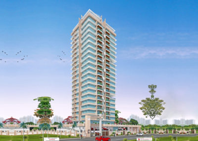 PROJECT :  PADMAVATI DEVI  ,  BUILDUP AREA : 1,40,000 sqft ,  LOCATION :Mumbai